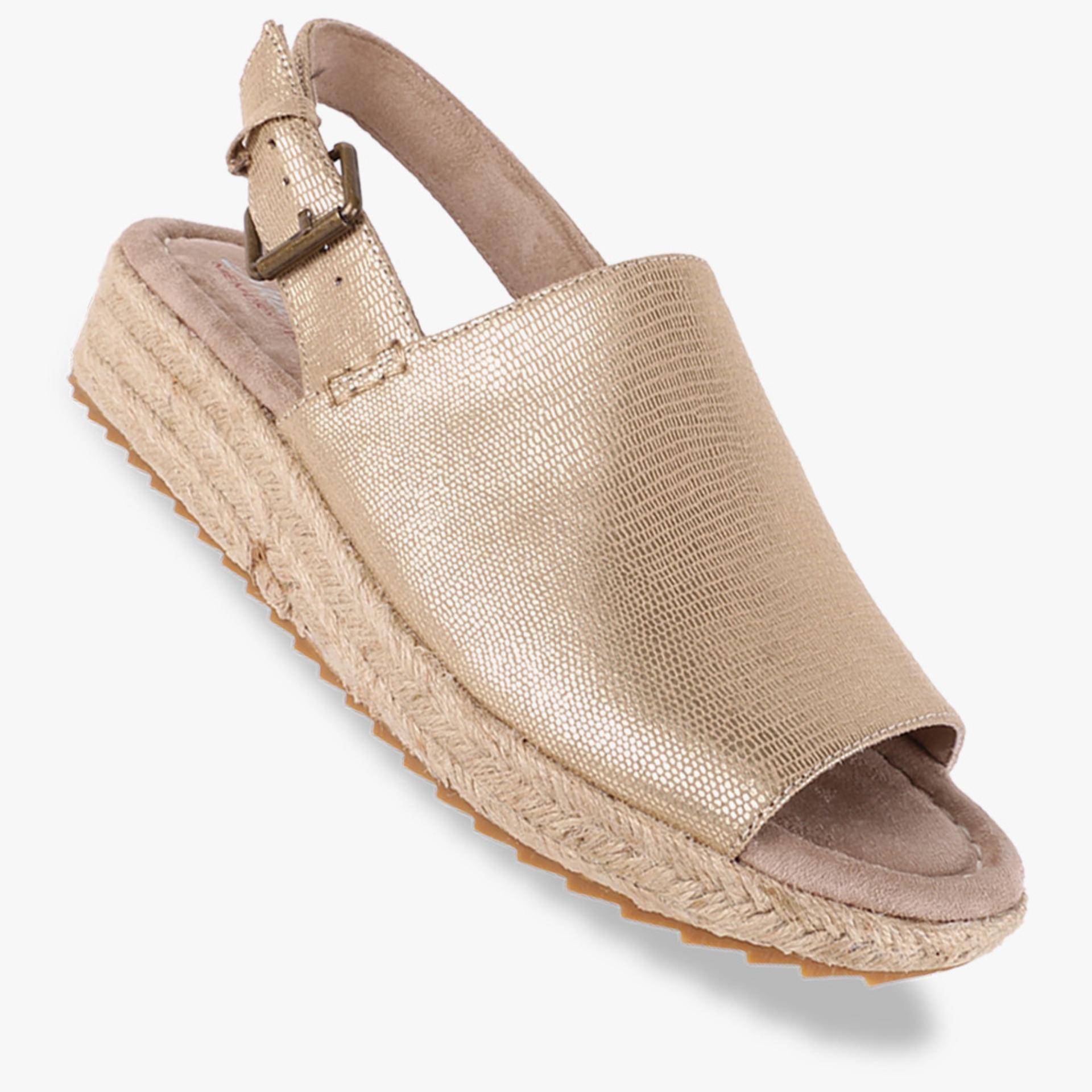 Beli Skechers Hashtag Social Calling Women S Sneakers Shoes Gold Skechers