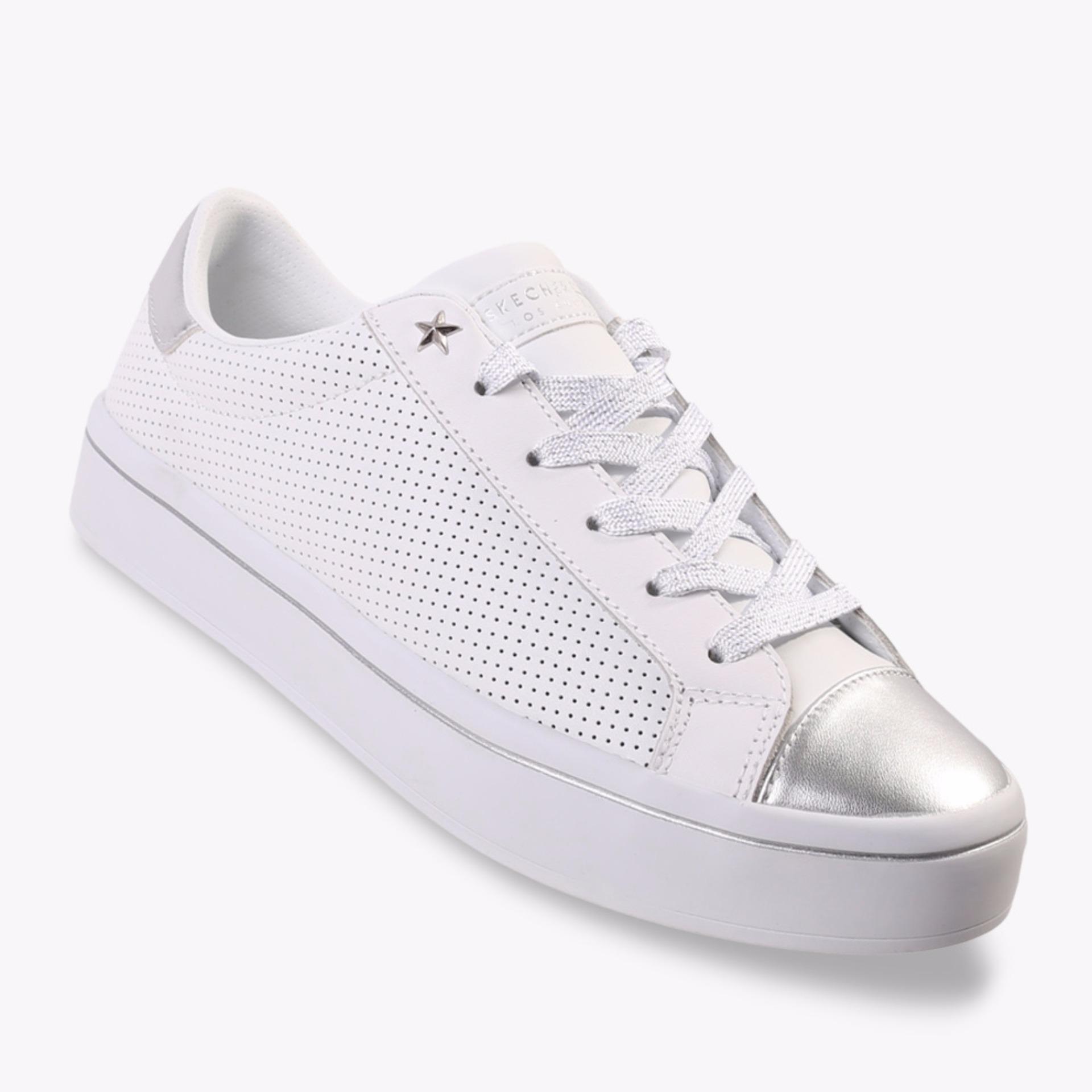 Jual Skechers Hi Lites Magnetoes Women S Sneakers Shoes Putih Murah