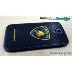 Skin Handphone Carbon Texture For Samsung Galaxy Star S5280