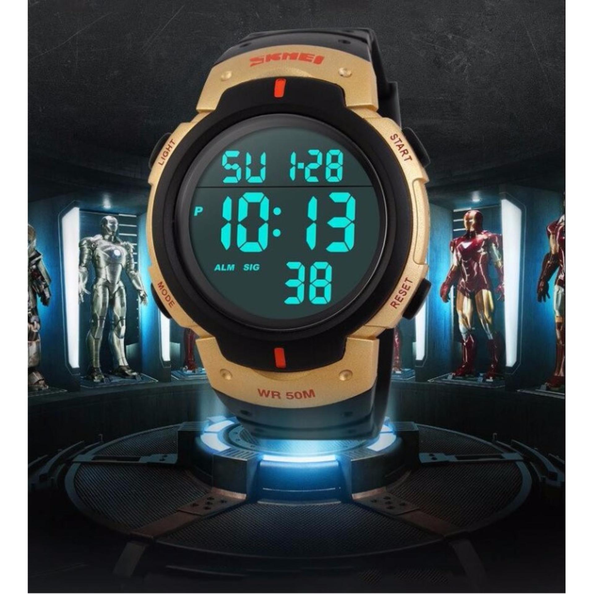 SKMEI DG 1068 Original Pioneer Sport Watch Water Resistant
