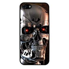 Review Toko Tengkorak Devil Diablo Pola Phone Case Untuk Iphone 5 5 S Hitam Online