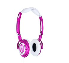 Skullcandy Lowrider On Ear Headphone - Pink