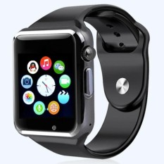SKY Jam Tangan iwatch U10 / A1 Smart Watch Touch Screen + GSM Smartwatch Gear