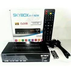 Receiver Parabola Skybox A-1 New AVS+ 8MB Satellite TV