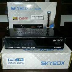 Skybox A1 New AVS+ 8MB Satellite TV Parabola Receiver