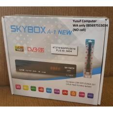 Skybox A1 New AVS+ Receiver Parabola MPEG4 HD - Termurah Bergaransi 6 Bulan