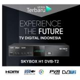 Beli Skybox H 1 All New Set Top Box Dvb T2 Tv Digital Hitam Terbaru