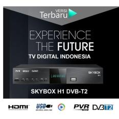 Jual Skybox H 1 All New Set Top Box Dvb T2 Tv Digital Hitam Di Yogyakarta