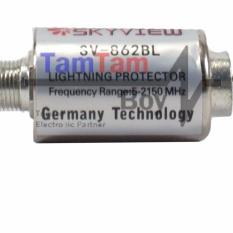Skyview Lightning Protector/Arrester (Pelindung Petir) SV-862BL