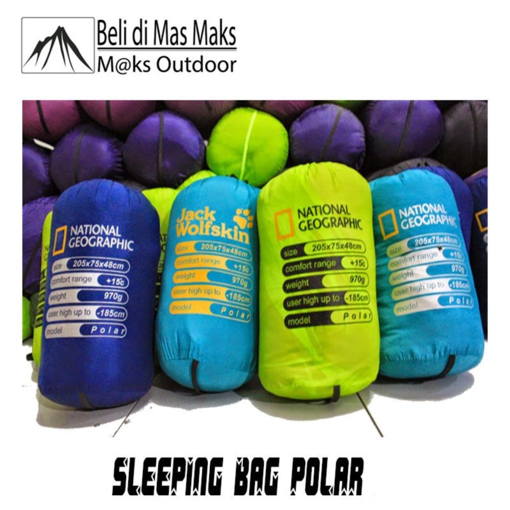 Promo Sleeping Bag Camping Kantong Tidur Polar Di Jawa Barat