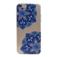 Slim Fit Soft TPU Cover Case untuk IPhone 6 6 S 4.7 Inch (Gaya Nasional-2) -Intl