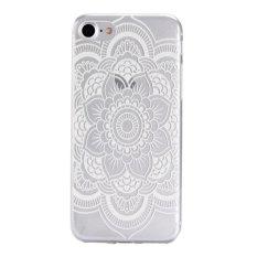 Slim Fit Soft TPU Cover Case untuk IPhone 7 4.7 Inch (Gaya Nasional-7)-Intl