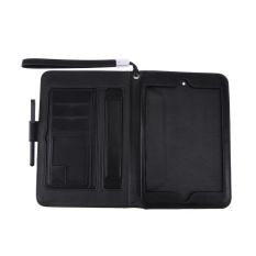Slim Flip Kulit Case Smart Cover untuk IPad Mini 1 2 3 4 (Hitam)-Intl