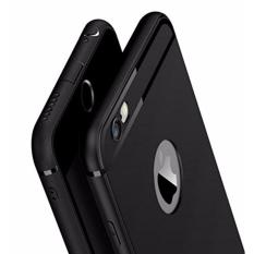 Tips Beli Slim Silicone Iphone 6 6S Anti Dust Casing Softcase Tpu Case Karet Hitam
