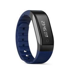 Sma Band Bluetooth 4 Smart Gelang Dengan 88 Inch Oled Biru Intl Sma Diskon