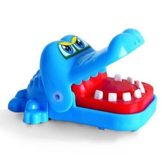 Pencari Harga Kecil Ukuran Hewan Mulut Dokter Gigi Gigitan Jari Bermain Lucu Game Anak Hadiah Mainan
