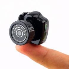 Kamera Mini Terkecil Perekam Video Perekam Kamera DVR Spy Hiddenpinholeweb Cam Oe, TF, MICRO SD, Hingga 32GB (Kartu Memori Adalah Tidak Termasuk) -Intl