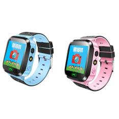 Kualitas Smart 1 40 Inch Kids Smart Watch Gelang Sos Positioning Alarm Clock Untuk Android Ios Intl Oem