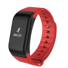 Jual Smart Band Tekanan Darah Watch F1 Smart Bracelet Watch Heart Rate Monitor Smartband Wireless Kebugaran Untuk Android Telepon Ios Intl Branded Murah