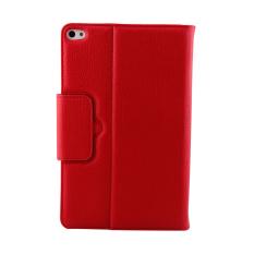 Smart Keyboard Bluetooth Penutup untuk Huawei MediaPad M2 25.65 Cm (merah)-International