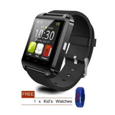 Beli Barang Smart Bluetooth Watch For Android I Os Smartphone Hadiah Gratis Online