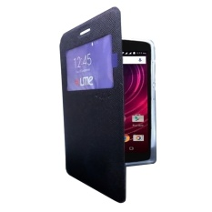 Smart Cover for Infinix Hot 2 / X510 - Black
