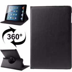 Smart Cover Kulit 360 Derajat untuk New iPad iPad 3 iPad 2 s8707 - Black