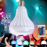 Jual Smart E27 Rc Lain Lampu Bohlam Berwarna Warna Warni Memimpin Bluetooth 3 Pembicara Branded