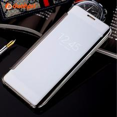 Smart Sleep Mirror Leather Case Cover For Samsung Galaxy J5 Prime