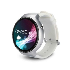 Review Toko Smart Watch 1 39 Inch Display Mtk6580 Quad Core Android 5 1 Ram 2 Gb 16 Gb Rom 3G Wifi Gps Bluetooth Heart Rate Monitor Untuk Android Ios Smartphone Intl