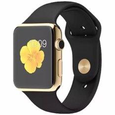 Harga Termurah Smart Watch A1 Gold Black Simcard Micro Memory Card Support 32Gb