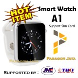 Jual Smart Watch A1 Smartwatch U10 Simcard Micro Memory Card A1 Asli
