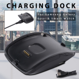 Beli Perhiasan Smart Charger Dock Charger Kabel Usb Untuk Samsung Gear S R750 Nyicil