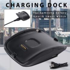 Harga Perhiasan Smart Charger Dock Charger Kabel Usb Untuk Samsung Gear S R750 Termahal