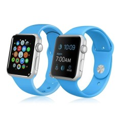 Smartwatch untuk Android Samsung iPhone A1 GSM Layar Sentuh Bluetooth Tahan Air-Intl