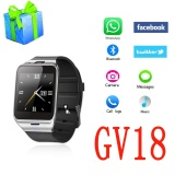 Review Toko Smart Watch Gv18 Aplus Digital U8 Wrist Clock Sim Kartu Bluetooth Tahan Air Smartwatch Untuk Android Ios Apple Ponsel Pk Dz09 A1 U8 Watch Intl
