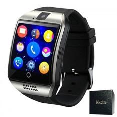 Smart Watch, Kkcite Bluetooth Smart Watch Sweatproof Ponsel Sim 2g GSM dengan Dukungan Kamera Monitor Tidur Pesan PUSH Anti Hilang untuk Android HTC Sony Samsung LG Google dan IPhone Smartphone-Intl