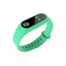 Beli Smart Watch Mi 2 Wristband Strap Heart Rate Monitor Date Counter Touch Intl Oem Asli