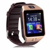 Jual Smart Watch U9 Smartwatch Dz09 Support Simcard Micro Memory Card Import