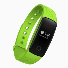 [Smart wristband] heart rate smart bracelet Heart rate monitor Step pedometer Sleep monitor Camera remote control smart bracelet