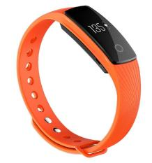 Miliki Segera Smart Gelang Id107 Heart Rate Monitor Smartband Kebugaran Tracker Sport Gelang Pulsometer Smart Band Pk Fitbits Mi Band 2 Intl