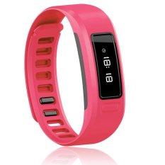 Smart Gelang Smartwatch H6 Tahan Air Bluetooth Kebugaran Olahraga Tracker Pedometer Tidur Monitor Sport Gelang untuk IOS Android-Intl