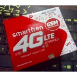 Jual Smartfren 4G Perdana Gaya Semau Mu Gsm Quota 13Gb 8Gb Data 5Gb Social Original
