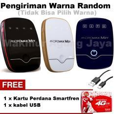 Smartfren Andromax M2Y Modem MiFi - Warna Random + Free Kabel USB + Free Kartu Perdana Smarfren