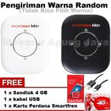 Beli Smartfren Andromax M3Y Mifi Modem Wifi 4Glite Warna Random Free Sandisk 4Gb Free Kabel Usb Kartu Perdana Smartfren Online Terpercaya