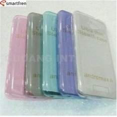 Smartfren Andromax Ultrathing Case Silicon For Andromax A / B - Warna Random Transparant