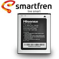 Smartfren Battery Hisense Li38170 Original For Andromax U2 - Silver
