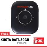 Diskon Smartfren Modem Wifi Mifi Andromax M3Y 4G Lte Free Kuota 30Gb Hitam Smartfren Indonesia