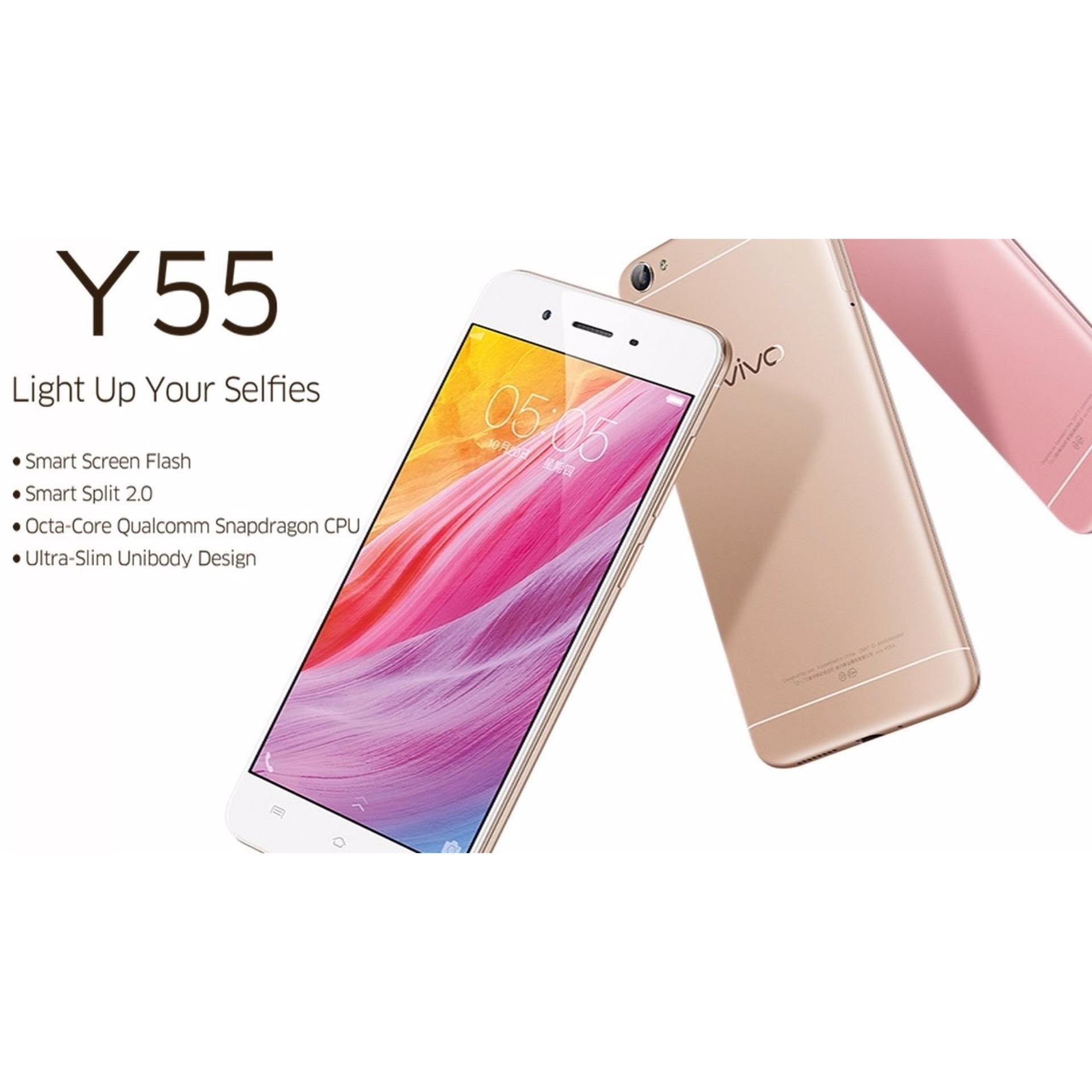 Review Terbaik Smartphone Vivo Y55