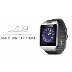 Harga Smartwatch Dz09 Jam Tangan Pinter U9 Connect Android Support Sim Card Branded